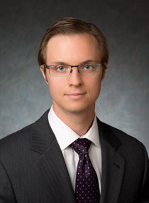 Eric Chenoweth, CFA head shot