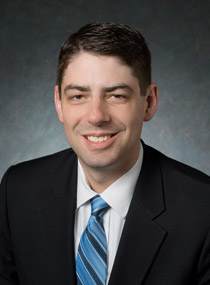 Michael Cumming, CFA head shot