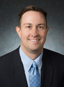 Tim Miller, CFA head shot