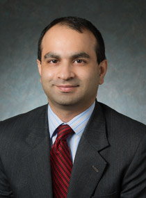 Tayyib Shah, CFA head shot
